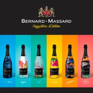 """Bernard-Massard vous présente sa cuvée """"Signature Edition""""."""