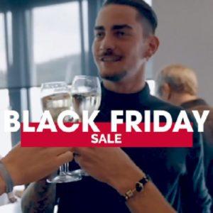 Tag der offenen Tür & Weinverkostung & Black Friday