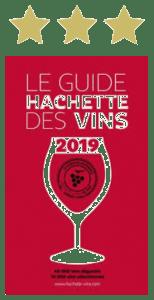 Guide Hachette 2019 - 3 étoiles
