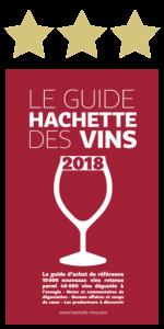 Guide Hachette 2018 - 3 étoiles