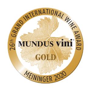 Mundus Vini - Gold 2020
